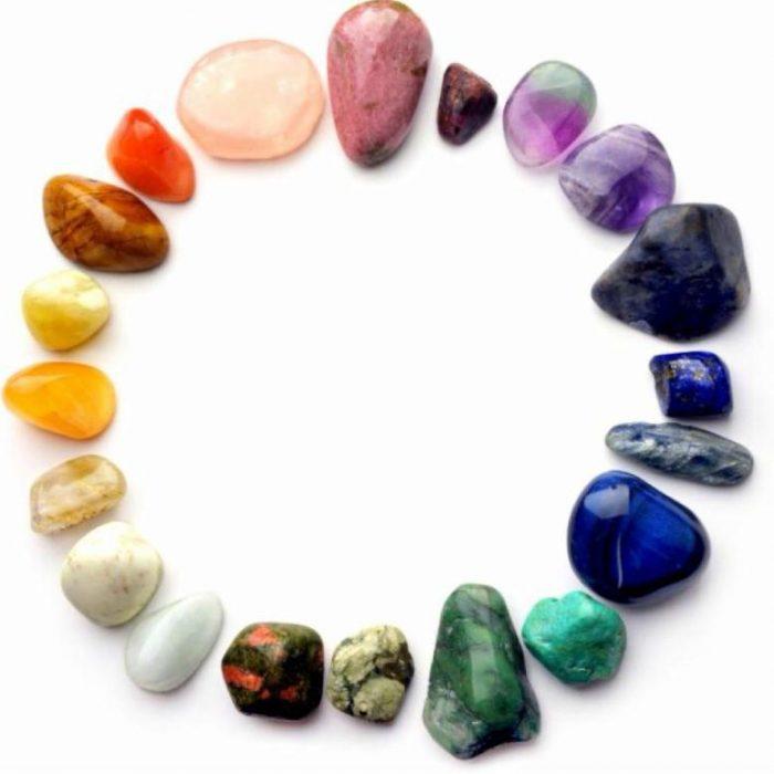 Crystal Colours Meditation Detox